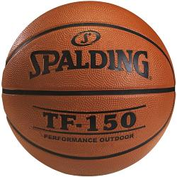 Spalding TF 150 Outdoor Rubber Basketball