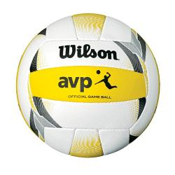 Wilson AVP Game Beach Volleyball