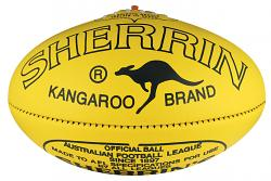 Sherrin KB Poly Aussie Rules Football