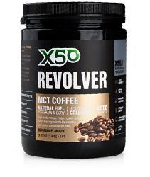 X50 Revolver MCT Coffee