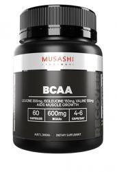 Musashi BCAA Capsules
