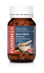 Fusion Health Mens Multi Advanced