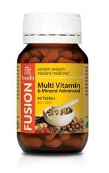 Fusion Health Multivitamin and Mineral Advanced