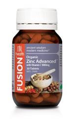 Fusion Health Organic Zinc Advanced