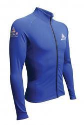 L&S Zip Thermo Shield Top