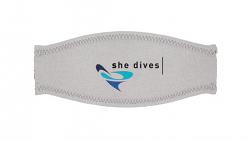 Mares Mask Tamer She Dives