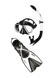 Mares X-One and Bonito Pack