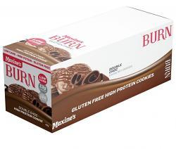 Maxines Burn Low Carb Cookies