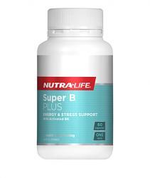Nutra-Life Super B Premium Formula