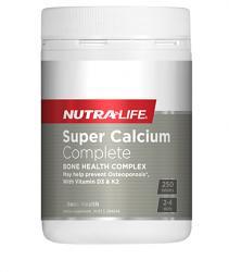 Nutra-Life Super Calcium Complete Gold