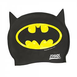 Zoggs DC Batman 3D Silicone Cap