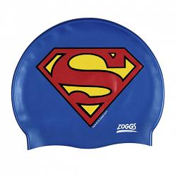 Zoggs DC Superman Silicone Cap